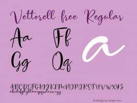 Vettorell free