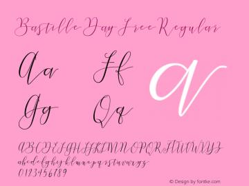 Bastille Day Free