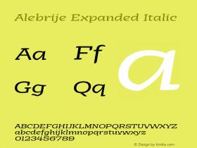 Alebrije Expanded