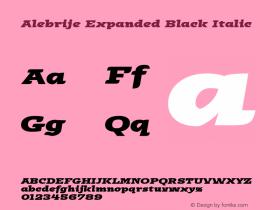 Alebrije Expanded Black