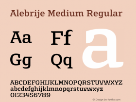 Alebrije Medium