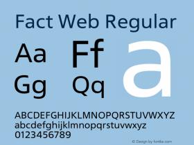 Fact Web