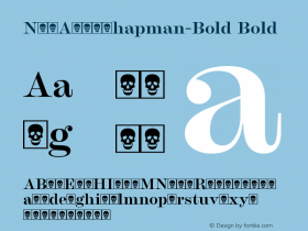 NFFAKG+Chapman-Bold