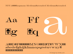 NFFAKG+Chapman-MediumExtended