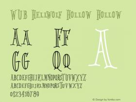 WUB Hellwolf Hollow