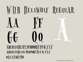 WUB Hellwolf