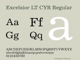 Excelsior LT CYR