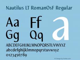 Nautilus LT RomanOsF