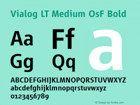 Vialog LT Medium OsF