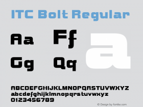 ITC Bolt