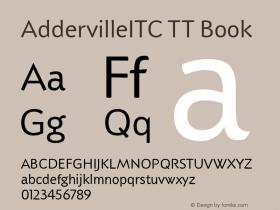 AddervilleITC TT