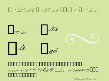 Flemish Script II Alt