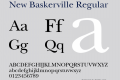 New Baskerville