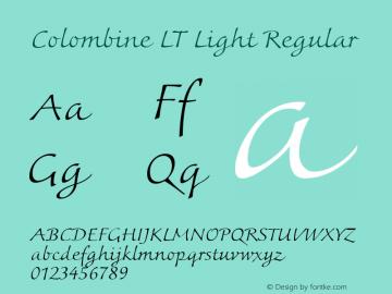 Colombine LT Light