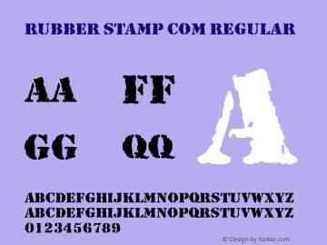 Rubber Stamp Com