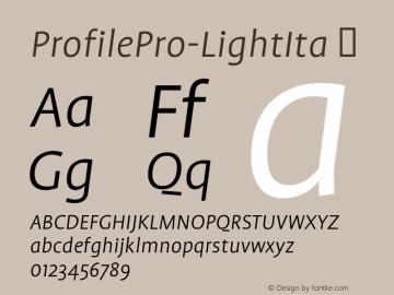 ProfilePro-LightIta