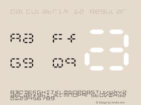 Calculatrix 12