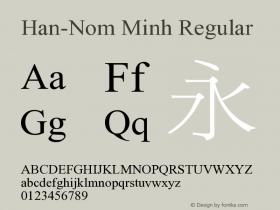 Han-Nom Minh