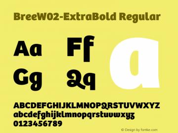 BreeW02-ExtraBold