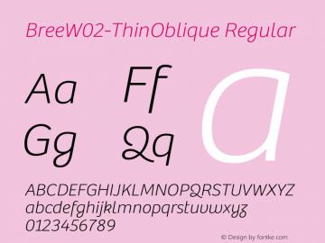 BreeW02-ThinOblique