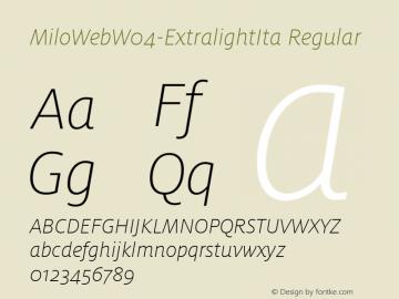 MiloWebW04-ExtralightIta