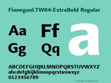 FinneganLTW04-ExtraBold