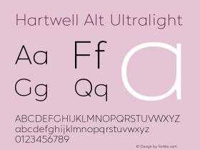 Hartwell Alt