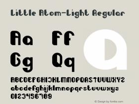 Little Atom-Light