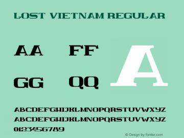 Lost Vietnam