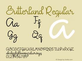 Butterland