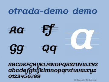 otrada-demo