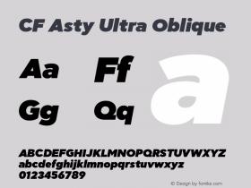 CF Asty