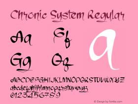 Chronic System