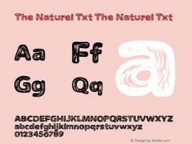 The Naturel Txt