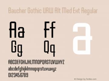 LiGothicMed B5pc-H-Font Family Search-Fontke com For Mobile