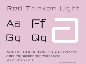 Red Thinker