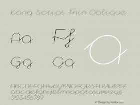 Kong Script