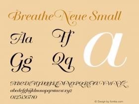 Breathe Neue
