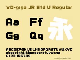 VD-giga JR Std U