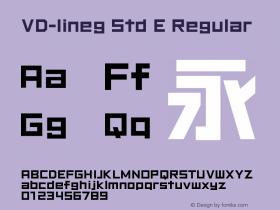 VD-lineg Std E