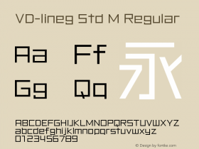 VD-lineg Std M