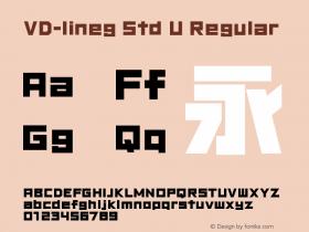 VD-lineg Std U