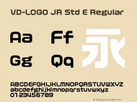 VD-LOGO JR Std E
