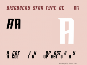 DISCOVERY STAR TYPE