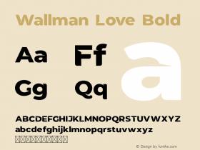 Wallman Love