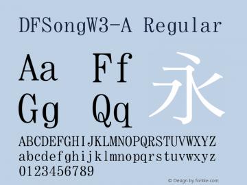 DFSongW3-A
