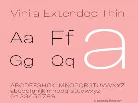 Vinila Extended