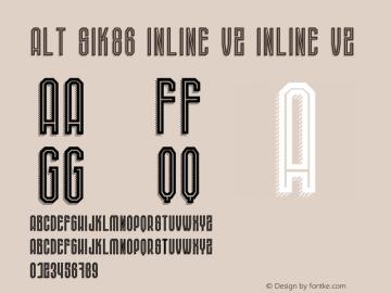ALT SIK86 Inline V2