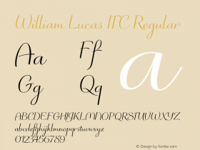 William Lucas ITC