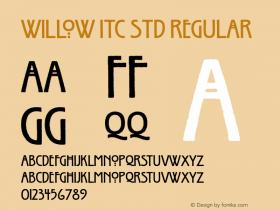 Willow ITC Std